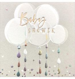 Belly Button Designs Card Baby Shower
