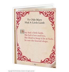 Brain Box Candy Mary Had A Lamb (RUDE)