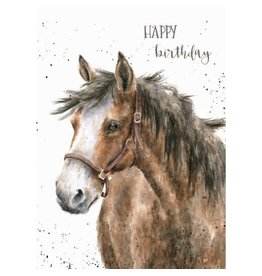 WRENDALE Birthday Spirit Birthday Card