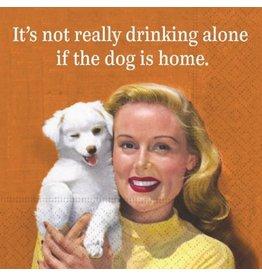Design Design Napkins-The Dog Is Home