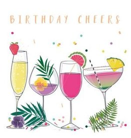 Belly Button Designs Card Birthday Cheers