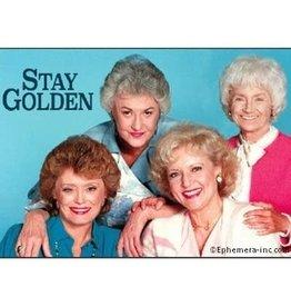 Ephemera Magnet-Stay Golden