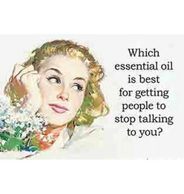 Ephemera Magnet-Which Essential Oil