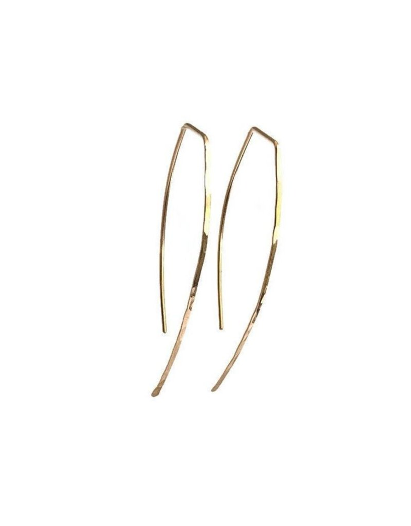 Cristy's Threader Earrings (More sizes and colours)
