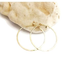 Cristy's Circular Hoops (More Colours & Sizes)