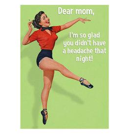 Magik Missile Card-Mother's Day Headache