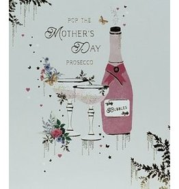 Paperlink Card- Mother's Day Prosecco