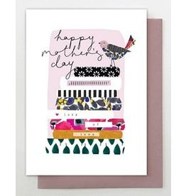 Stop The Clock Design Card-Mother's Day Lots of Love