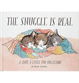 Raincoast Books Snuggle Is Real