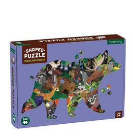 Galison Puzzle- Woodland Forest