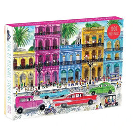 Galison Puzzle- MICHAEL STORRINGS CUBA