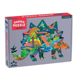 Galison Puzzle- Dinosaurs
