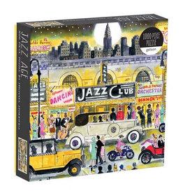Galison Puzzle- Jazz Age