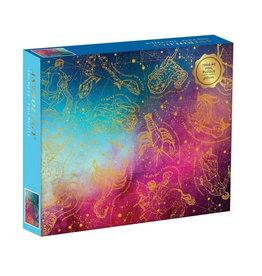 Galison Puzzle- Astrology 1000 Piece