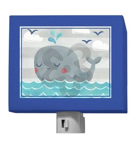 Oopsy Daisy Night Lights Let's Set Sail Whale