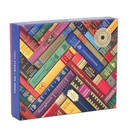 Galison Puzzle- Vintage Library