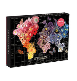 Galison Puzzle- Full Bloom