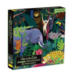 Galison Puzzle- Jungle Illuminated