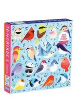 Galison Puzzle- Songbirds