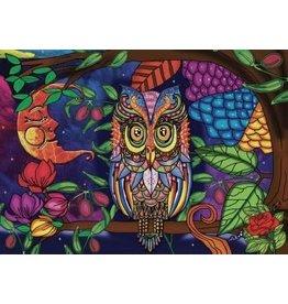 JaCaRou Puzzle-Starry Night -1000 Pieces