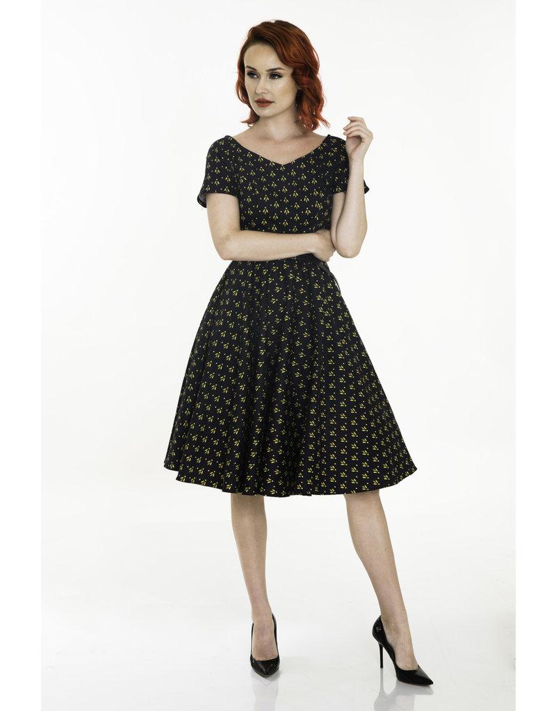 Miss. Lulo Betty Bee Dress