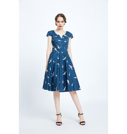 Miss. Lulo Raya Bird Dress