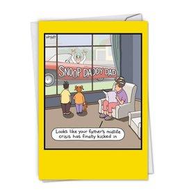 Noble Works Card-Snoop Daddy Dad
