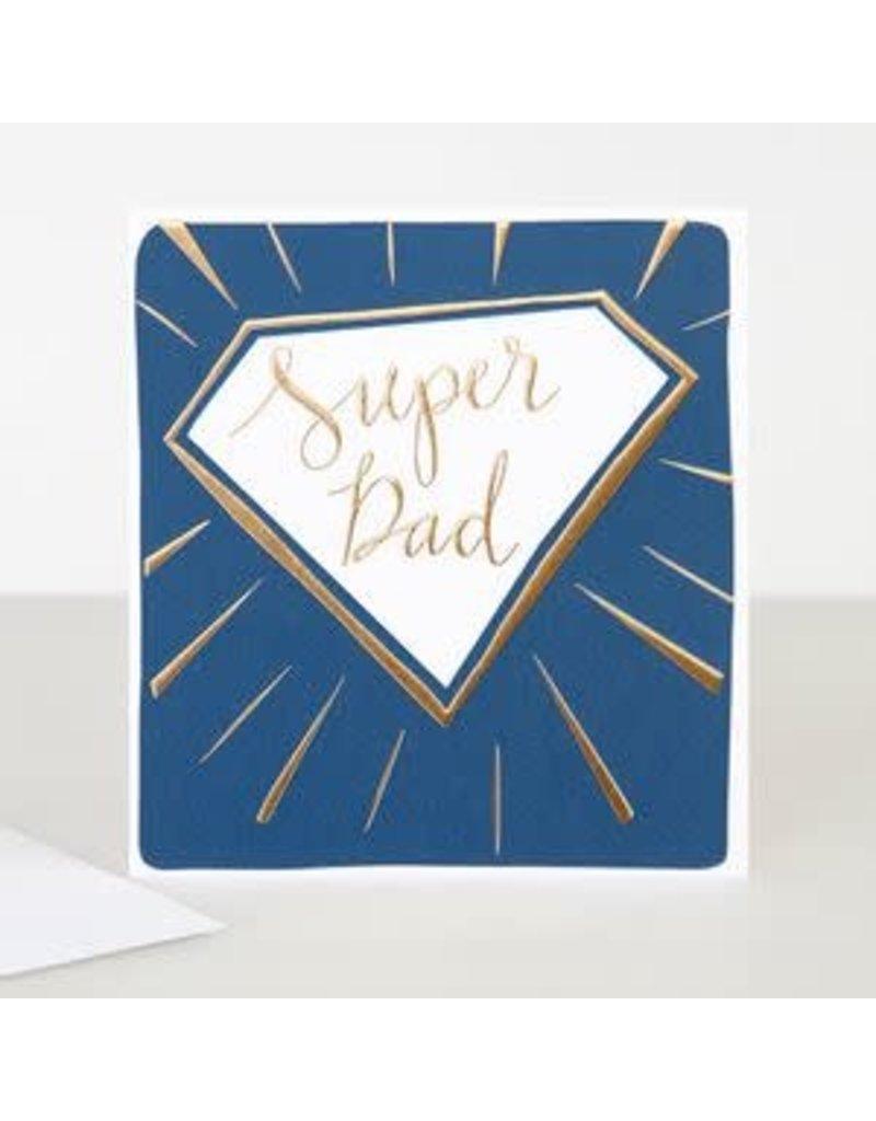 Caroline Gardner Super Dad Father's Day Card
