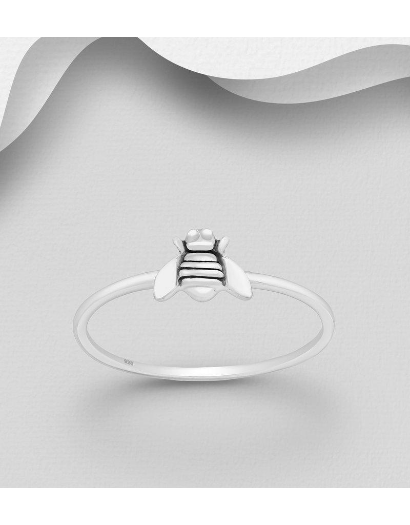 Sterling Sterling Ring- Bee
