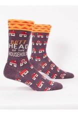 Blue Q Men's Socks- Butthead Household