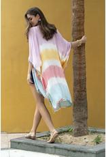 Shiraleah Malena Tye Dye Kimono