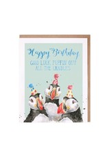 WRENDALE Card-Birthday Candles
