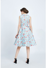 Miss. Lulo Shirley Floral Dress