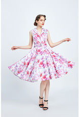 Miss. Lulo Mary Watercolour Dress