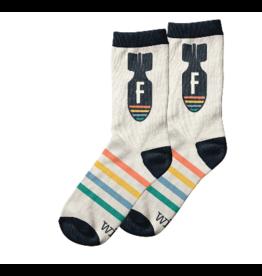 Wit Socks-F Bomb