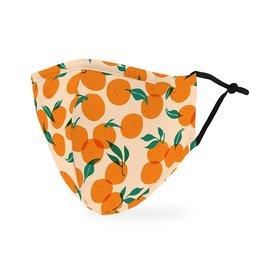WeddingStar Adult Face Mask Orange
