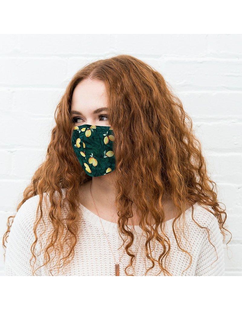 WeddingStar Adult Face Mask Lemon