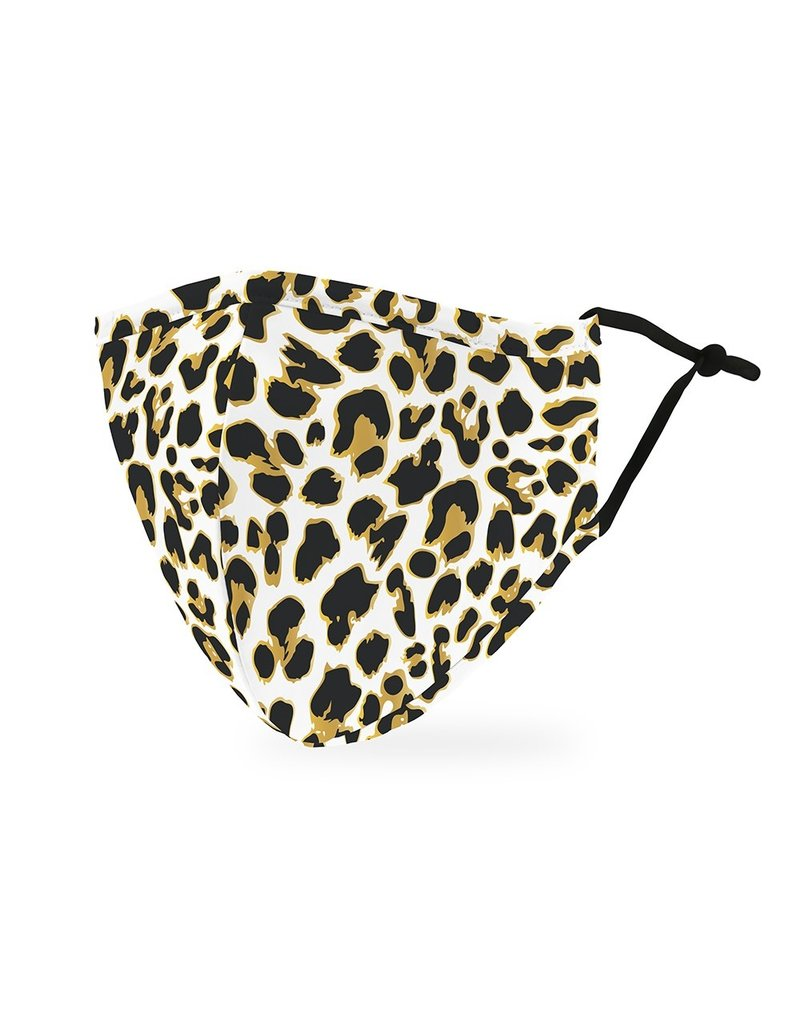 WeddingStar Adult Face Mask Leopard Print