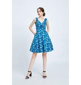 Miss Lulo Sailor Ocean Dress