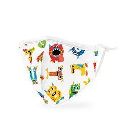 WeddingStar Kids Face Mask Alphabet