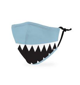 WeddingStar Kids Face Mask Shark Tooth