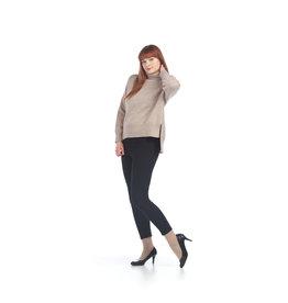 Papillon Angeline- Step Hem Sweater