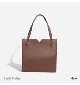 Pixie Mood Alicia Tote II Dark Oak