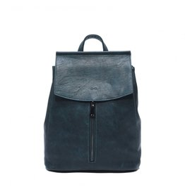 Chloe Convertible Backpack Deep Sea