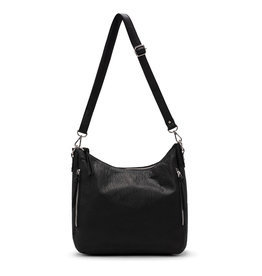 CoLab Leona Hobo Bag Black
