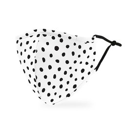 WeddingStar Adult Face Mask Dalmation Dot