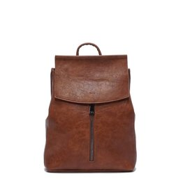 Chloe Convertible Backpack - Camel