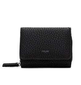 CoLab Brea Pebble Wallet Black