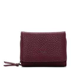 CoLab Brea Pebble Wallet Wine