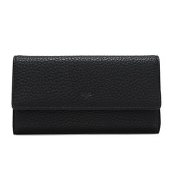 CoLab Charley Pebble Wallet Black